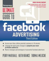 Omslag - Ultimate Guide to Facebook Advertising