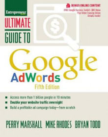 Ultimate Guide to Google AdWords av Perry Marshall, Mike Rhodes og Bryan Todd (Heftet)