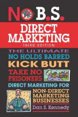 Omslag - No B.S. Direct Marketing