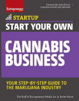 Omslag - Start Your Own Cannabis Business