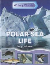 Polar Sea Life av Jinny Johnson og Neil Morris (Innbundet)