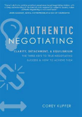 Omslag - Authentic Negotiating