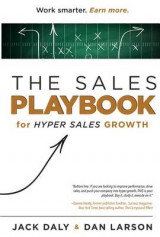 Omslag - The Sales Playbook