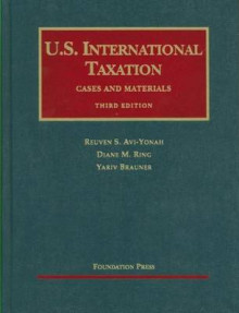 U.S. International Taxation av Reuven S. Avi-Yonah, Diane R. Ring og Yariv Brauner (Innbundet)