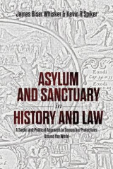 Omslag - Asylum and Sanctuary in History and Law