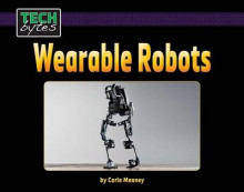 Wearable Robots av Carla Mooney (Innbundet)