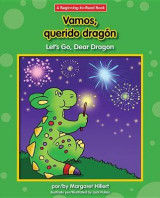 Omslag - Vamos, Querido Dragon/Let's Go, Dear Dragon
