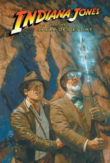 Indiana Jones and the Spear of Destiny av Elaine Lee (Innbundet)