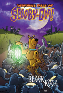 Scooby-Doo and the Black Katz av Paul Kupperberg (Innbundet)