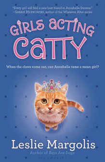 Girls Acting Catty av Leslie Margolis (Heftet)