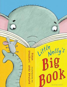 Little Nelly's Big Book av Pippa Goodhart (Innbundet)