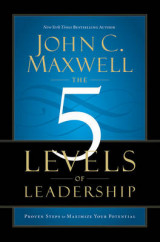 Omslag - The 5 Levels of Leadership