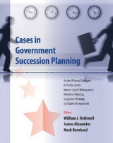 Omslag - Cases in Government Succession Planning