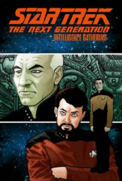 Star Trek: The Next Generation - Intelligence Gathering av David Tipton og Scott Tipton (Heftet)