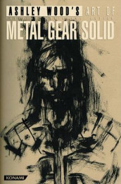 Ashley Wood's Art Of Metal Gear Solid av Ashley Wood (Heftet)