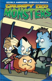Grumpy Old Monsters av Kevin J. Anderson og Rebecca Moesta (Heftet)
