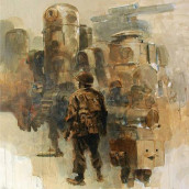 Complete World War Robot av Ashley Wood (Innbundet)