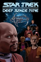 Star Trek: Deep Space Nine - Fools Gold av David Tipton og Scott Tipton (Heftet)