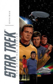 Star Trek Omnibus The Original Series av D. C. Fontana, David Tipton, Scott Tipton og David Tischman (Heftet)