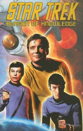 Star Trek Burden Of Knowledge av David Tipton og Scott Tipton (Heftet)