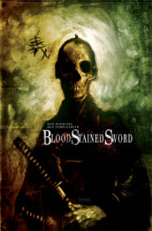 Blood-Stained Sword av Amber Benson og Dan Wickline (Heftet)