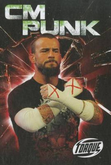CM Punk av Tony Smith (Innbundet)