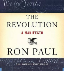 The Revolution av Ron Paul (Lydbok-CD)