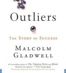Outliers av Malcolm Gladwell (Lydbok-CD)