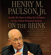 On the Brink av Henry M Paulson (Lydbok-CD)