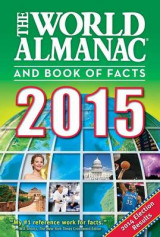 Omslag - The World Almanac and Book of Facts 2015