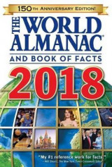 Omslag - The World Almanac and Book of Facts 2018
