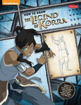 Omslag - Learn to Draw Nickelodeon's the Legend of Korra