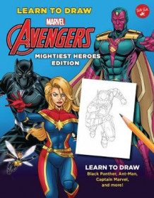Learn to Draw Marvel Avengers, Mightiest Heroes Edition av Walter Foster Jr Creative Team (Innbundet)