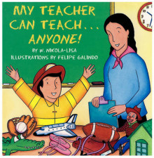 My Teacher Can Teach...Anyone! av W. Nikola-Lisa (Heftet)