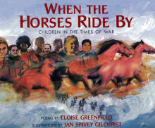When the Horses Ride by av Eloise Greenfield (Heftet)
