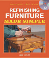 Omslag - Refinishing Furniture Made Simple