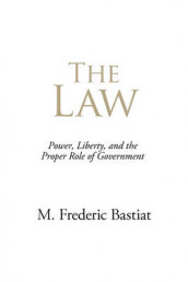 The Law av M Frederic Bastiat (Heftet)