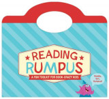 Omslag - Knock Knock Reading Rumpus