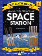 Omslag - A Day on the International Space Station ( We Both Read