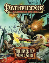 Pathfinder Campaign Setting World Guide: The Inner Sea (Revised Edition) av Jason Bulmahn, James Jacobs og Erik Mona (Innbundet)