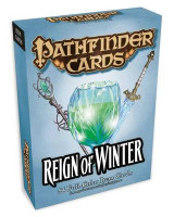 Omslag - Pathfinder Item Cards: Reign of Winter Adventure Path
