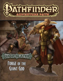 Pathfinder Adventure Path: Giantslayer Part 3 - Forge of the Giant God av Tim Hitchcock (Heftet)