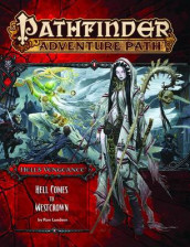 Pathfinder Adventure Path: Hell's Vengeance Part 6 - Hell Comes to Westcrown av Ron Lundeen (Heftet)