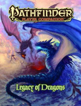 Omslag - Pathfinder Player Companion: Legacy of Dragons: Legacy of Dragons