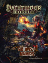 Omslag - Pathfinder Module: Gallows of Madness: Gallows of Madness