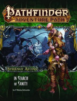 Omslag - Pathfinder Adventure Path: Strange Aeons 1 of 6 - In Search of Sanity