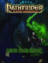 Omslag - Pathfinder Player Companion: Haunted Heroes Handbook