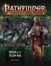 Pathfinder Adventure Path: Strange Aeons 3 of 6-Dreams of the Yellow King av Ron Lundeen (Heftet)