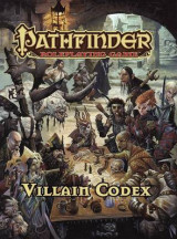 Omslag - Pathfinder Roleplaying Game: Villain Codex