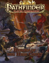 Omslag - Pathfinder Player Companion: Heroes of the High Court